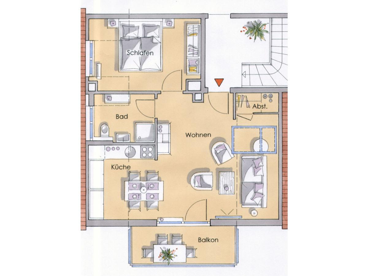 ferienwohnung wei es haus ostsee firma b bs. Black Bedroom Furniture Sets. Home Design Ideas