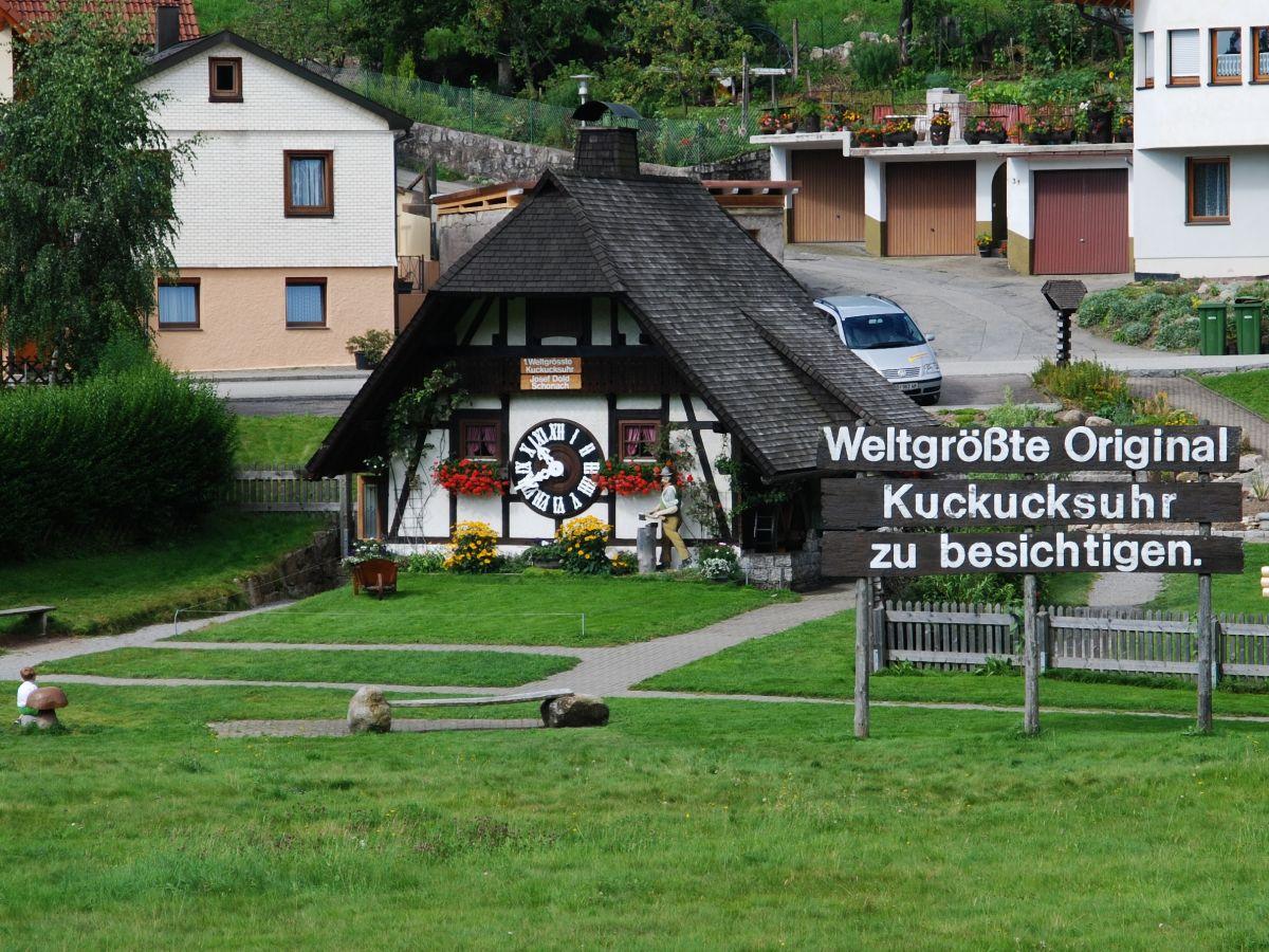 ferienwohnung ferienhaus augustinerhof schwarzwald 78147 v hrenbach urach urachtalstr 6. Black Bedroom Furniture Sets. Home Design Ideas
