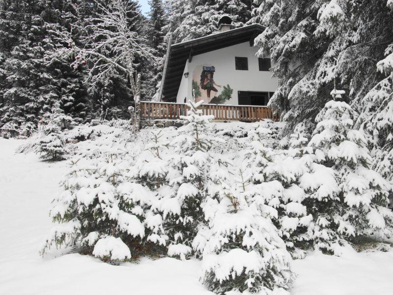 Tiroler Berghütte