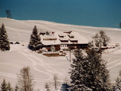 "Haus ""Bergwiese""  Ingeborg Wetzel"