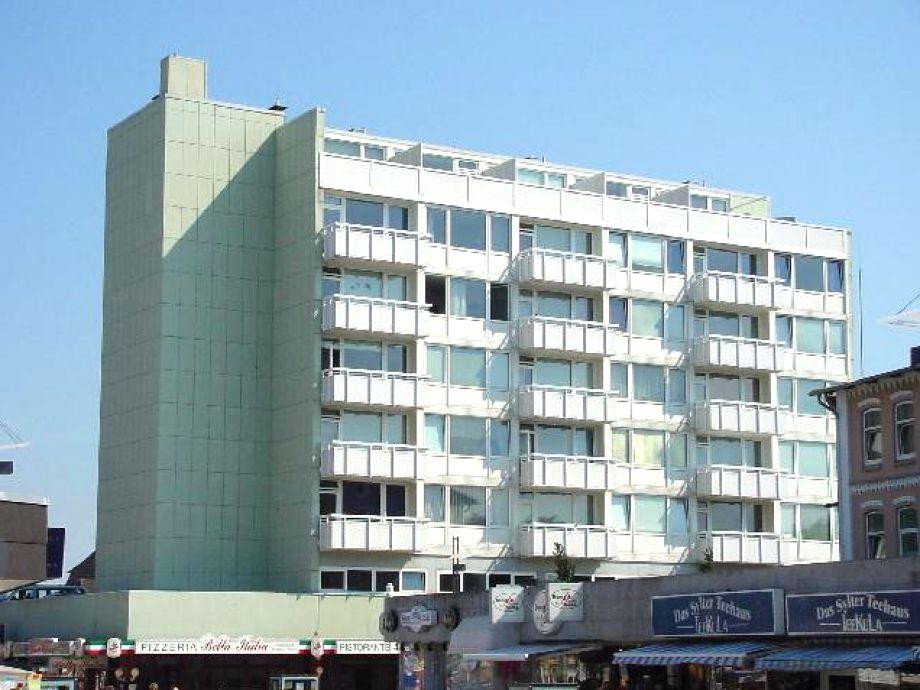 Sylt Westerland 1 Zimmer-Appartement mit Schrankbetten