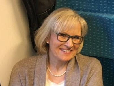 Ihr Gastgeber Claudia Wintermantel