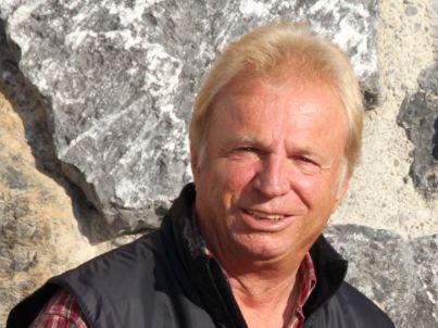 Ihr Gastgeber Harald Heim