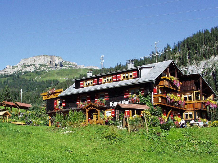 Haus Waldesruh in Hirschegg