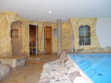 Ferienwohnung Bunte Villa Wohnung Stall
