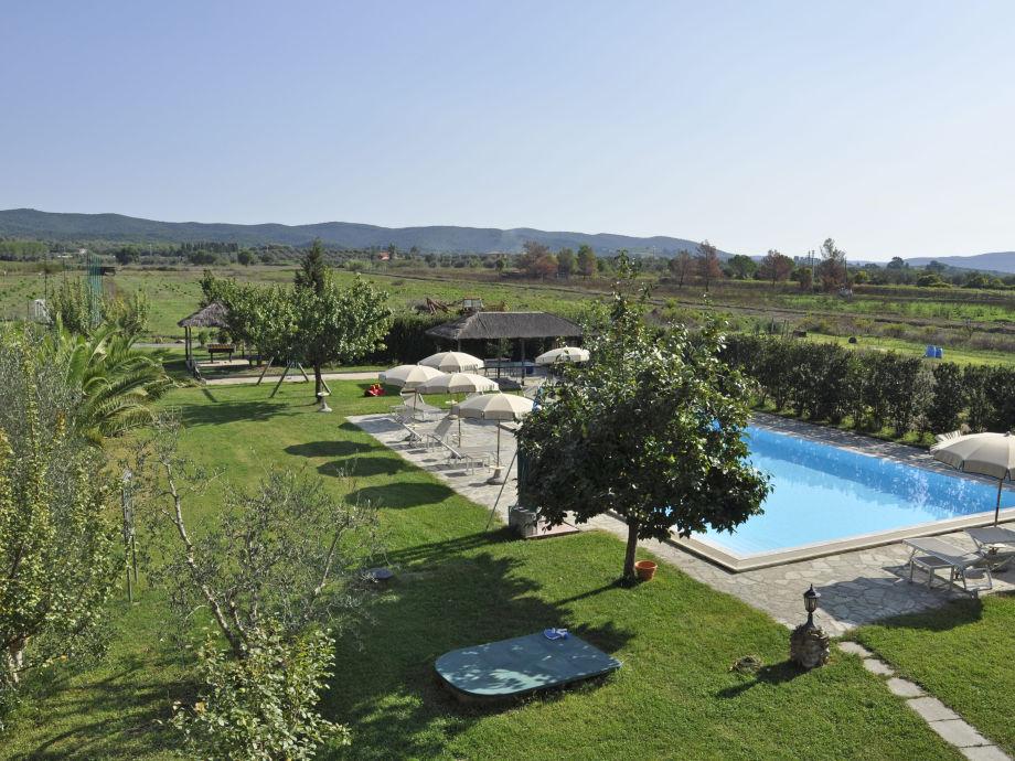 Ferienhaus casa scarlino grosseto toskana firma for Gartenpool 5m