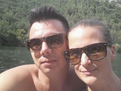 Your host Branka und Mario Vojnovic