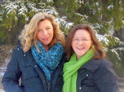 Ihr Gastgeber Anke und Silke Jordan