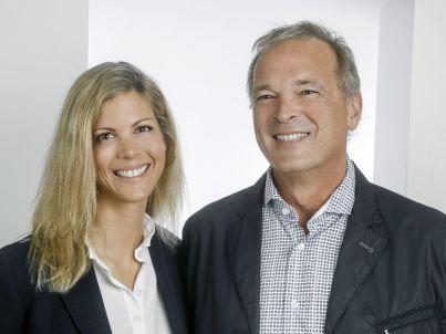 Ihr Gastgeber Thomas und Jannina Maaß-Casper