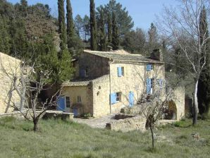 Holiday house Mas la Source - a provencale idyl