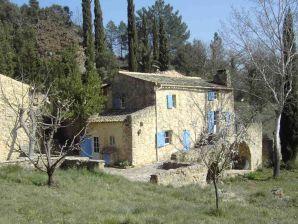 Ferienhaus Mas la Source - eine provencale Idylle