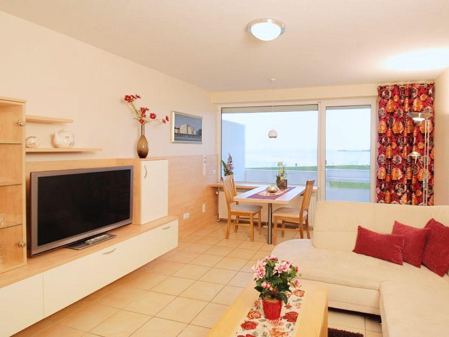 Haus Nautic 319 - Meerblick und viel Komfort