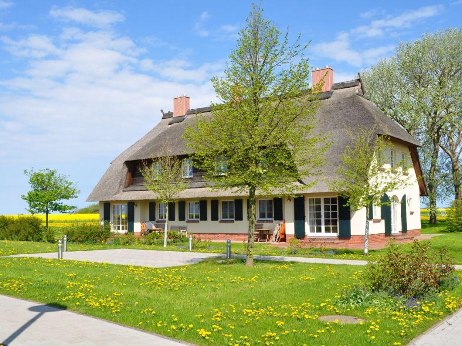 Rügen-Ferienhof im Frühling