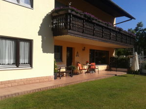 Holiday apartment Zur Burg
