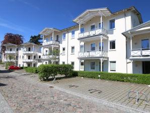 Ferienwohnung 10 in der Strandresidenz Haus Brandenburg