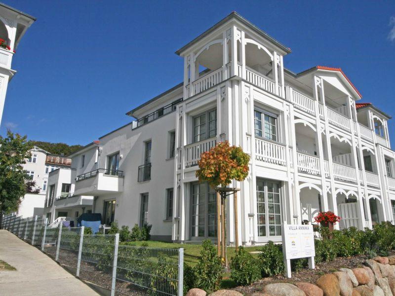 Ferienwohnung 09 in der Villa Annika