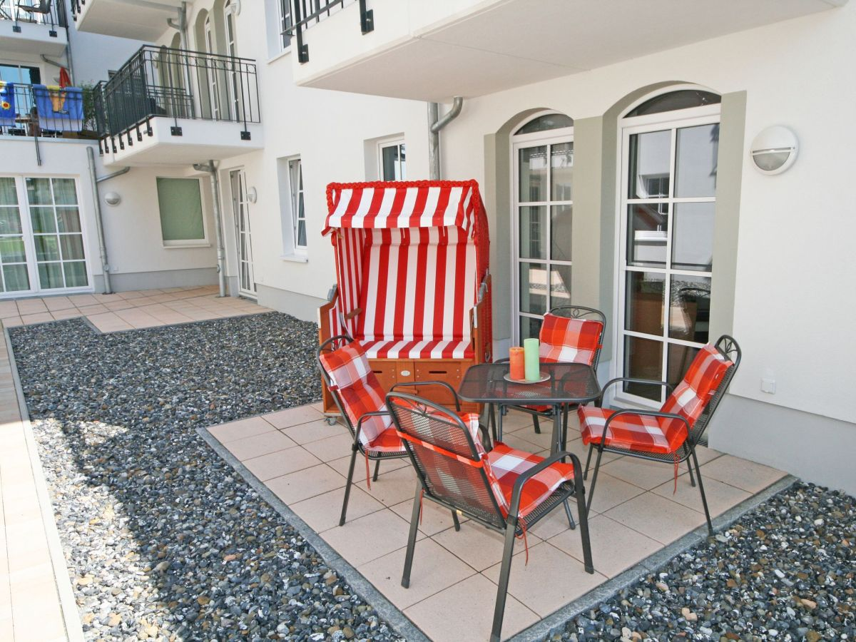 Ferienwohnung Weiße Düne im Haus Meeresblick Mecklenburg