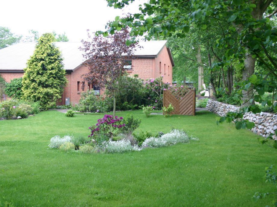 Unser Haus im großen Bauerngarten