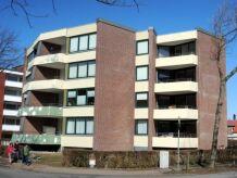 Ferienwohnung Osterstrasse 1 - Haus Flora -Fewo mit seitlichem Meerblick