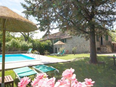 La Campagnola with private pool