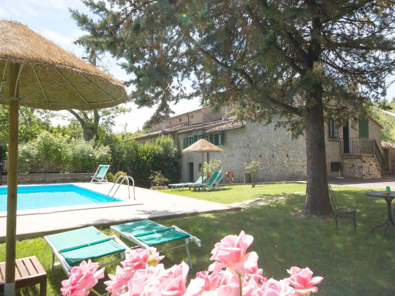 Villa La Campagnola with private pool