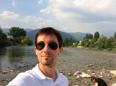 Ihr Gastgeber Mikolaj Paszkowski
