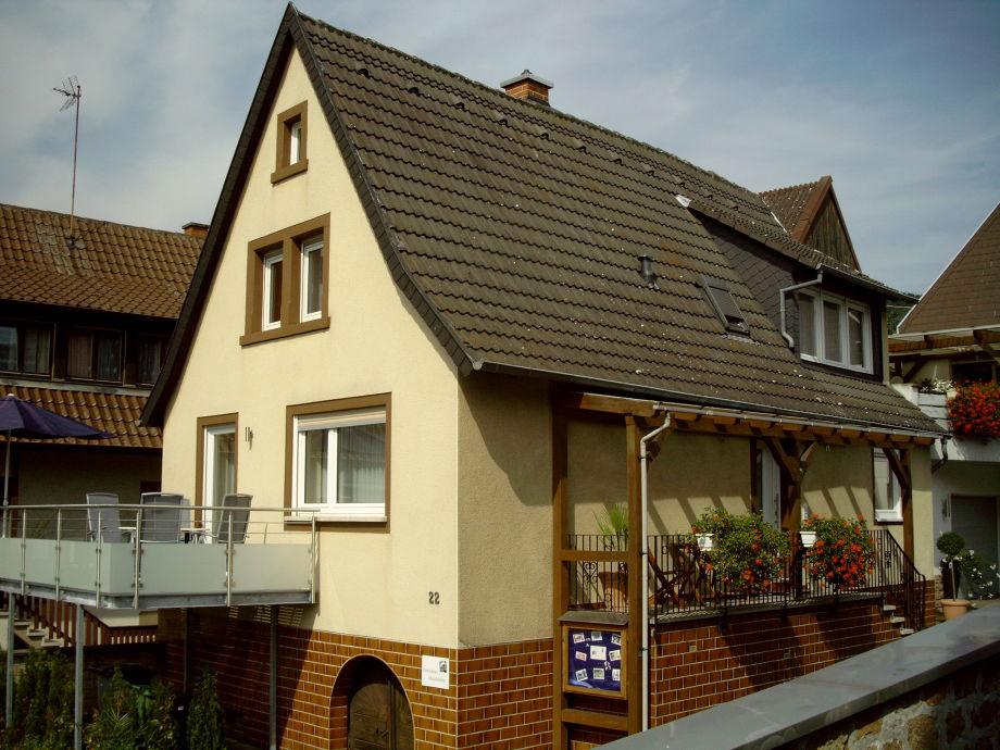 """Ferienhaus """"Mandelblüte"""""""