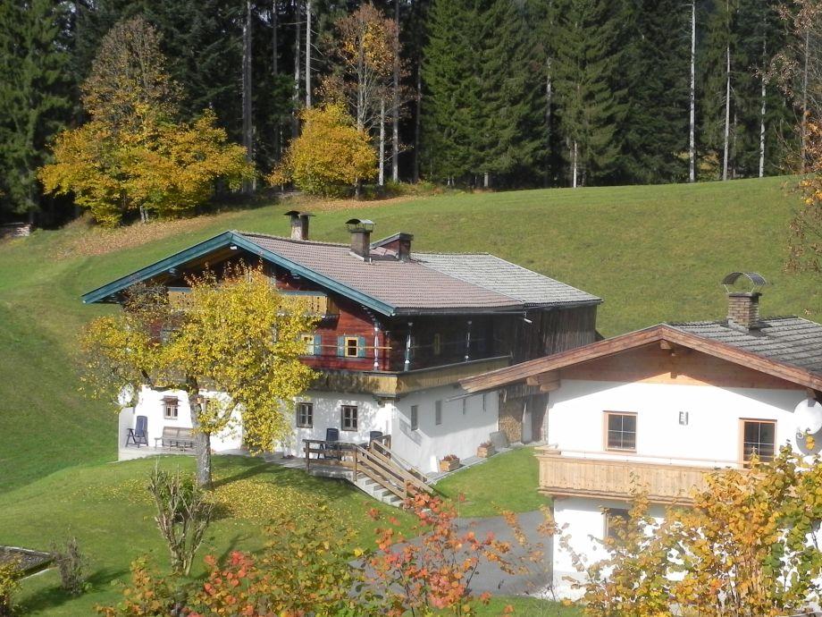 Wohnung mit unserem Bauernhaus
