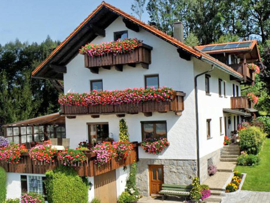 Ferienwohnung Göstl - Amselweg 11 - Bodenmais