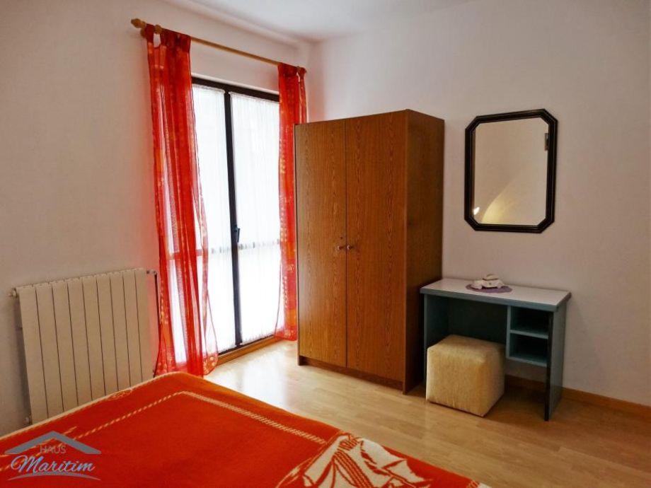 Holiday Apartment Vera Sv Lovrec Istria Firma Haus Maritim Ms - Schlafzimmer vera