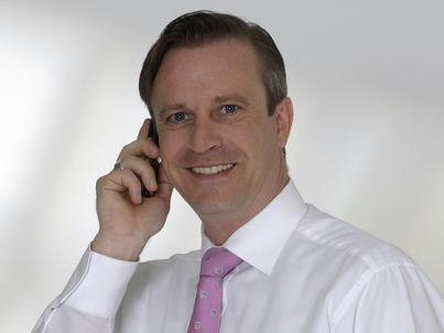 Ihr Gastgeber Marco Paffenholz