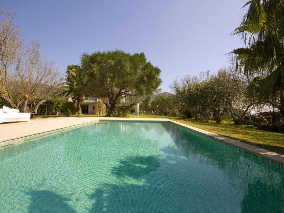 privater Pool zum entspannen