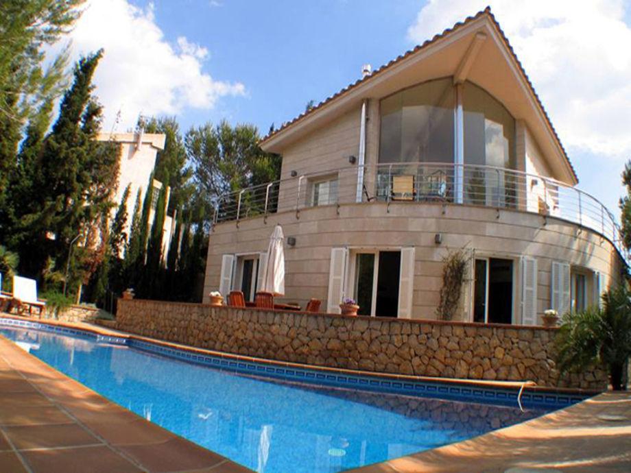 Wunderschöne, moderne Villa