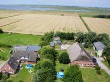 Ferienhaus auf dem Bauernhof Ferienparadies-Nordseeküste
