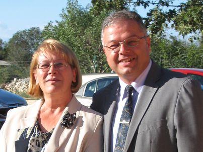 Ihr Gastgeber Robert & Zorica Pilar