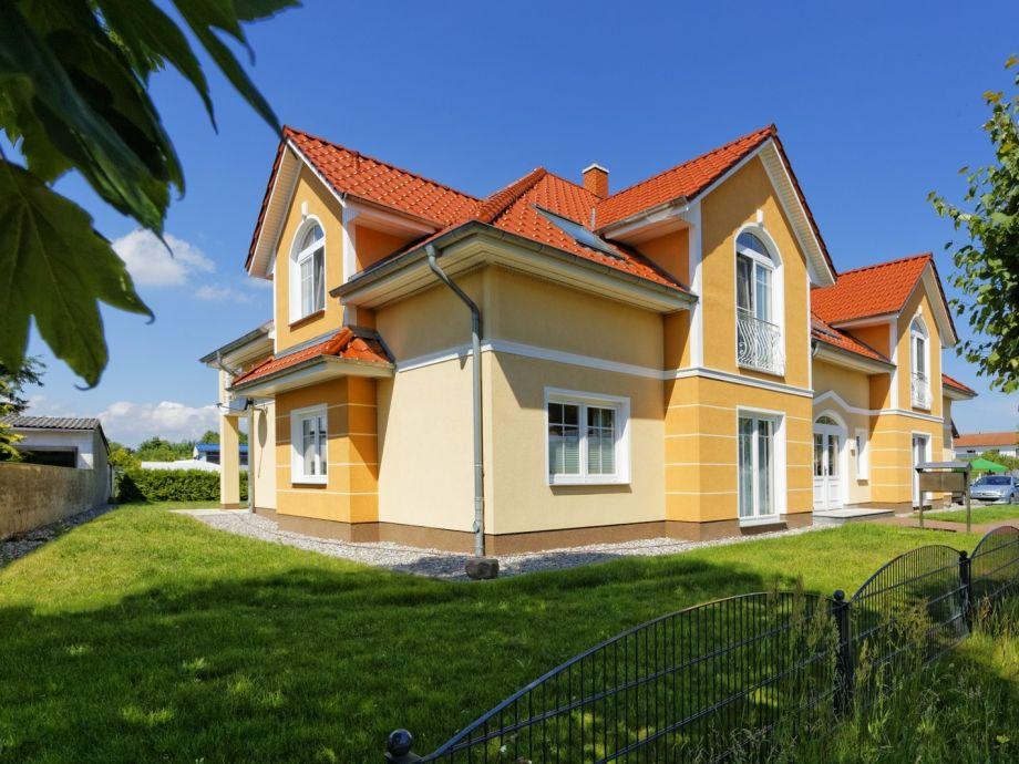 Außenansicht Ferienwohnung 102/4 in Koserow