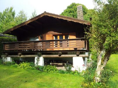 Blockhaus am See