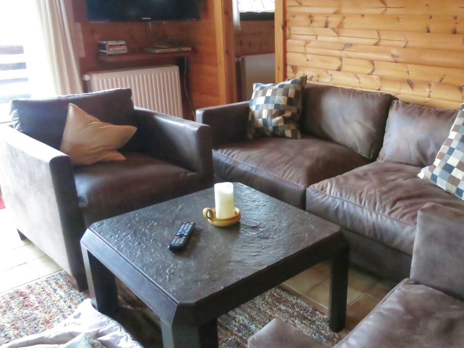ferienhaus blockhaus am see oberharz frau bettina onken rehn. Black Bedroom Furniture Sets. Home Design Ideas