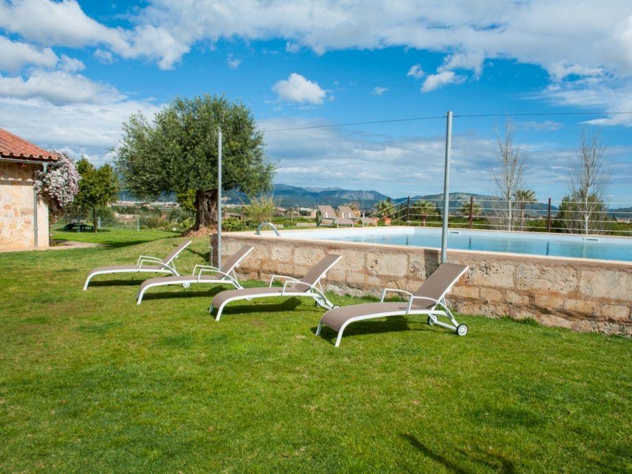 Finca bonavista muro firma villafinca mr for Garten pool chlor