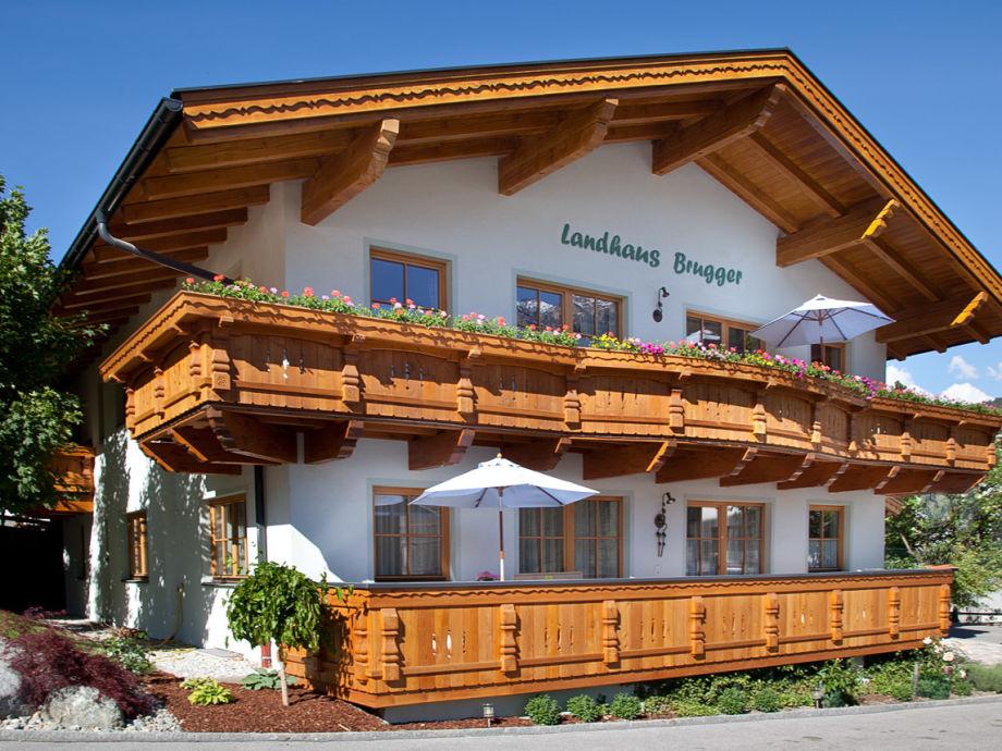 The Landhaus in summer