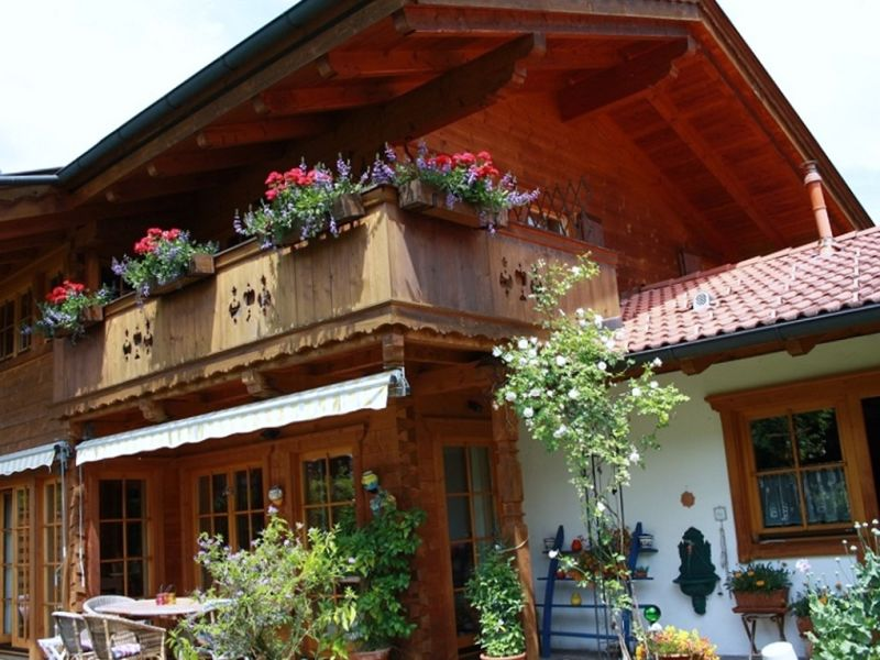 Holiday house Hintermair