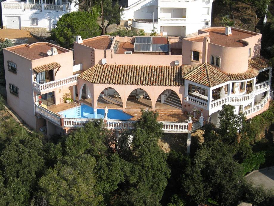 Luftaufnahme Villa Rosada