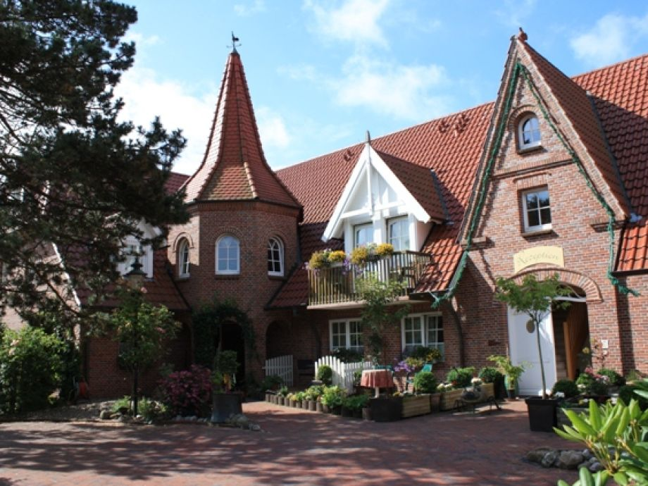 Willkommen in der Friesenresidence, Appartement Kiebitz