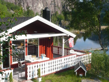 Ferienhaus Südnorwegen