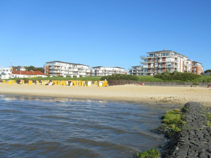 Ferienwohnung Strandpalais Whg 404