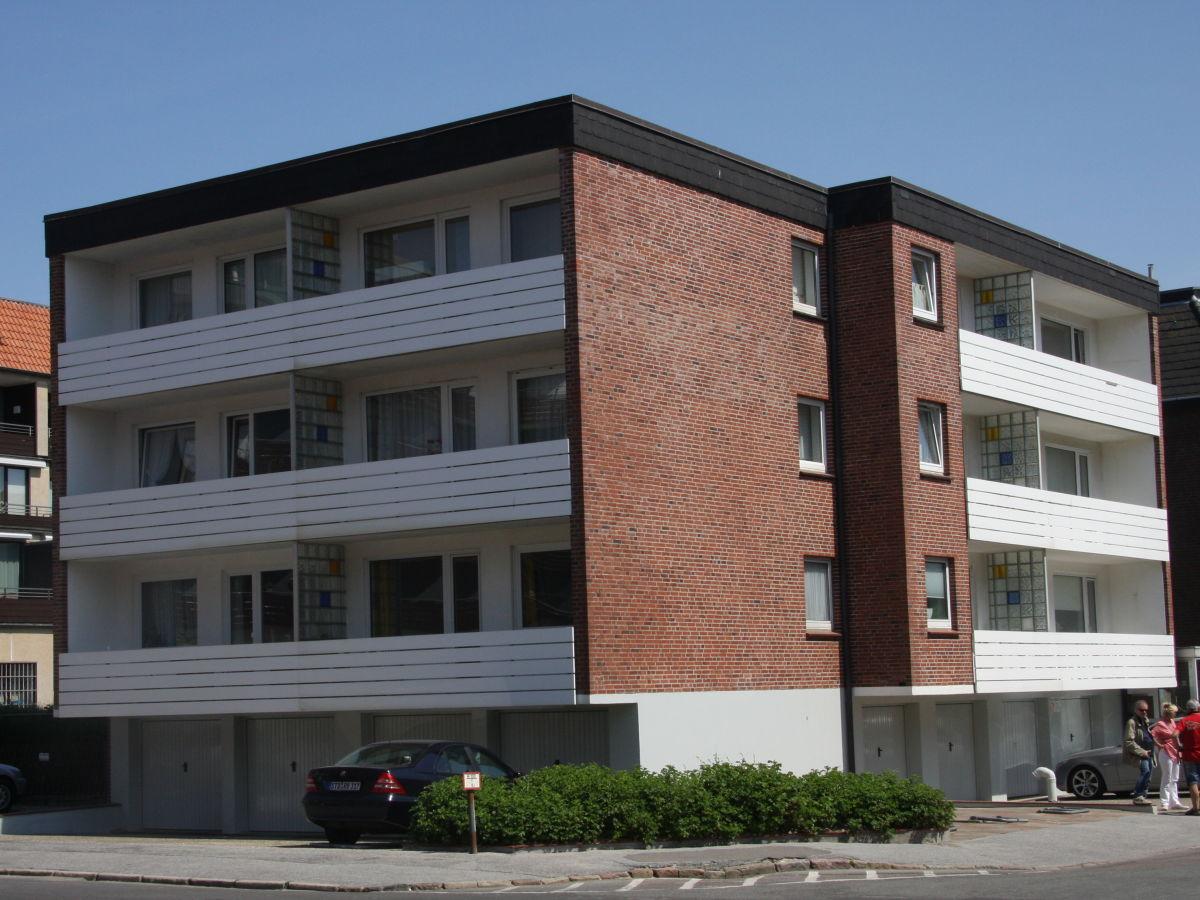 ferienwohnung margarethenstrasse 2 sylt firma sylter appartement frau jutta freddrich. Black Bedroom Furniture Sets. Home Design Ideas
