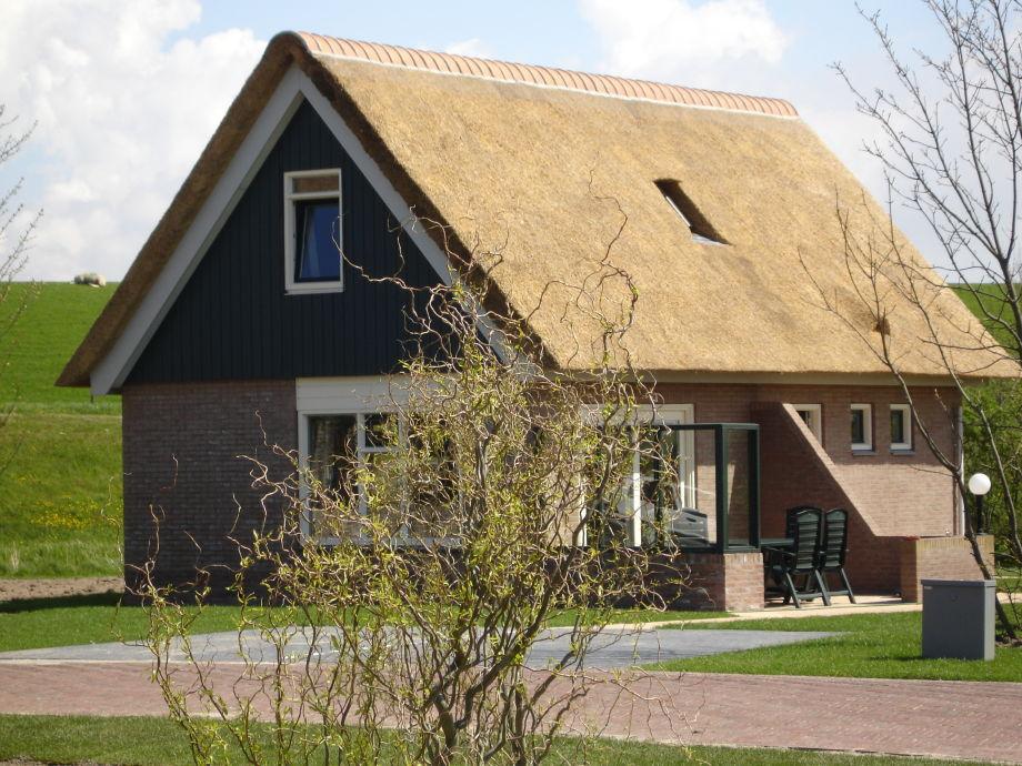 Ferienhaus De Witte Hoek 6 Personen