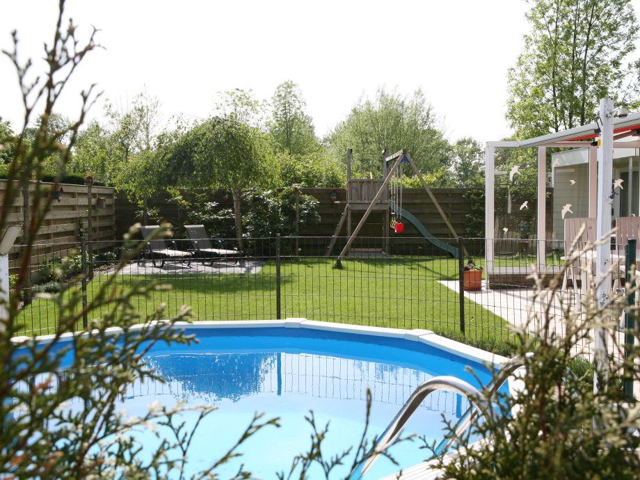 Luxuriöser Bungalow mit Privatschwimmbad