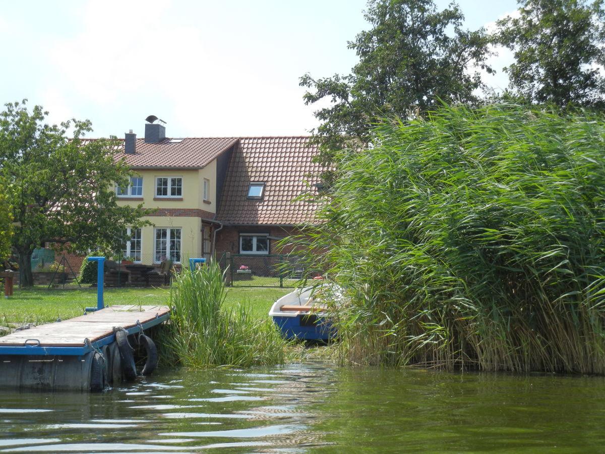 Ferienwohnung landhaus am see ostsee stettiner haff for Ferienwohnung am see