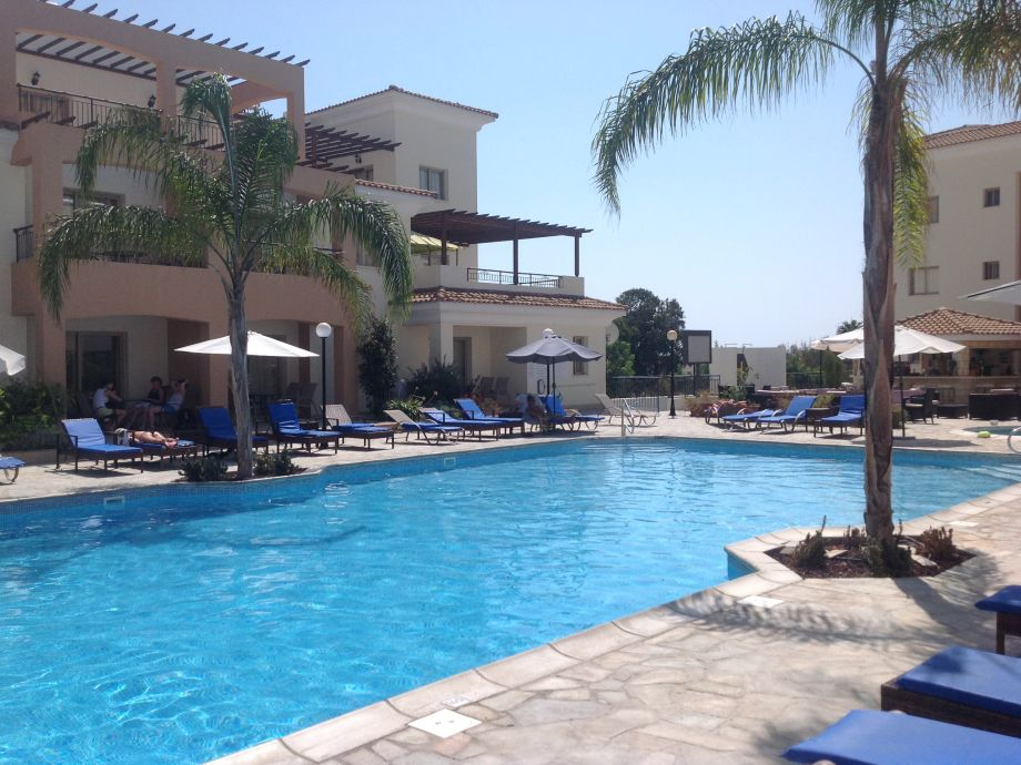 Außenaufnahme Oracle Resort B101, Kato Paphos